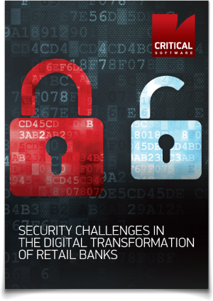 Secure Challenges in the Digital Transformation of Retail Banks